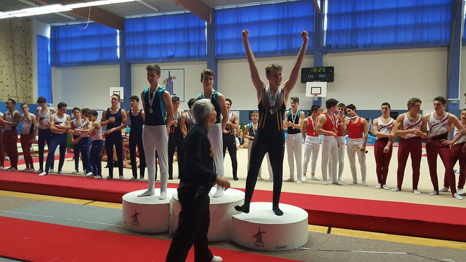 podium gym usol